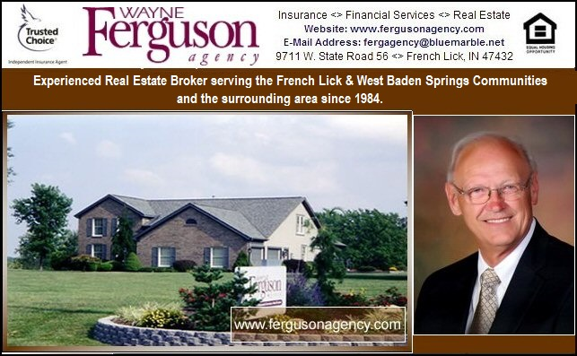 What homes for sale in french lick indiana